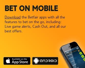 install betfair app