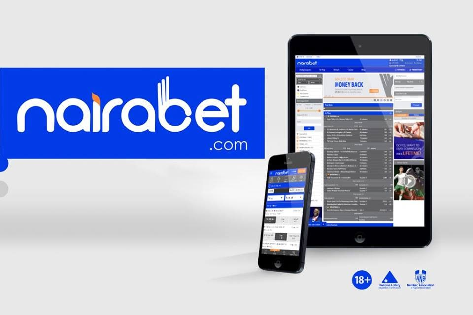 NairaBet old mobile version
