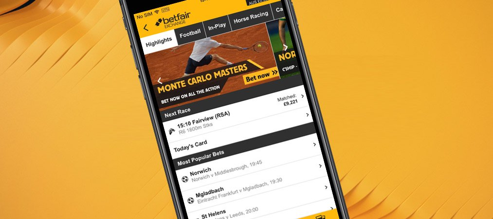Betfair mobile Nigeria
